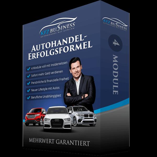 autohändler werden erfolgsformel autoverkäufer erfahrung
