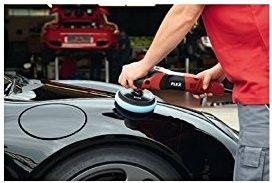 auto polieren mit der flex